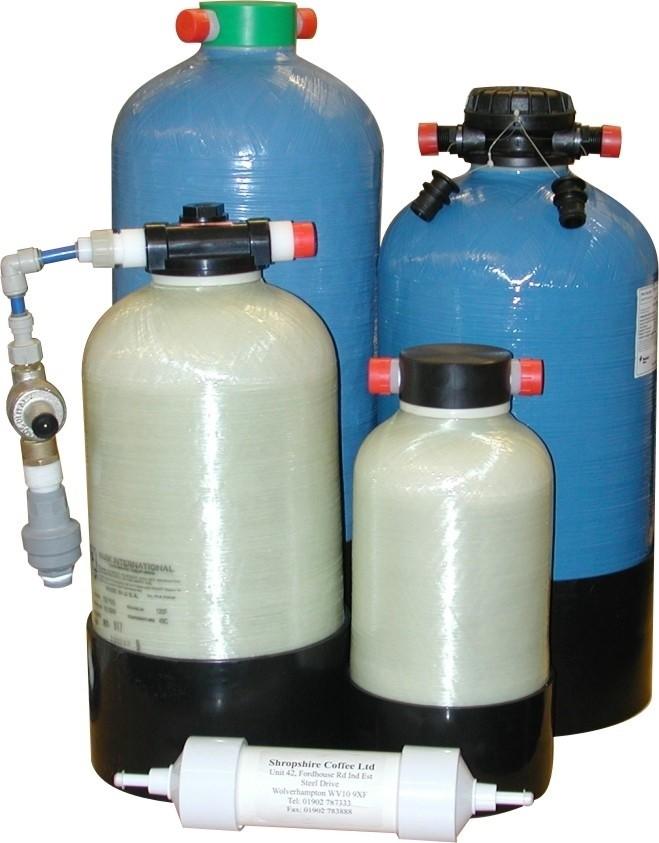 dsu. water treatment. water softner.