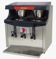 QwikBrew Twin Bulk Coffee Machine