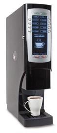 instant coffee machine. matrix coffee machine